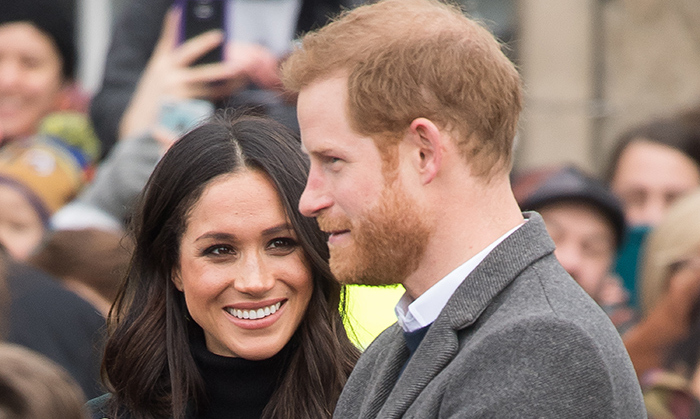 Meghan and Harry have only had eyes for one another since their first blind date.
