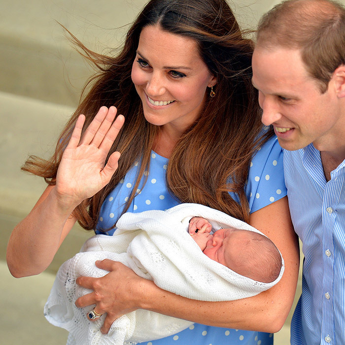 "<p>""We could not be happier,"" said first-time dad the Duke of Cambridge, who was at his wife's side when she gave birth. Also thrilled was new grandfather Prince Charles. ""Both my wife and I are overjoyed at the arrival of my first grandchild,"" the Prince of Wales said.</p>