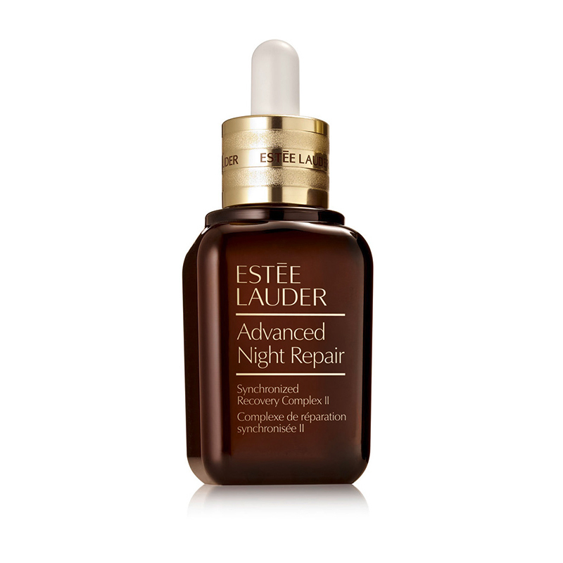 While this iconic serum wont' help you snooze, it'll work overtime at night when your skin goes into repair mode so you wake up looking radiant and well-rested. 