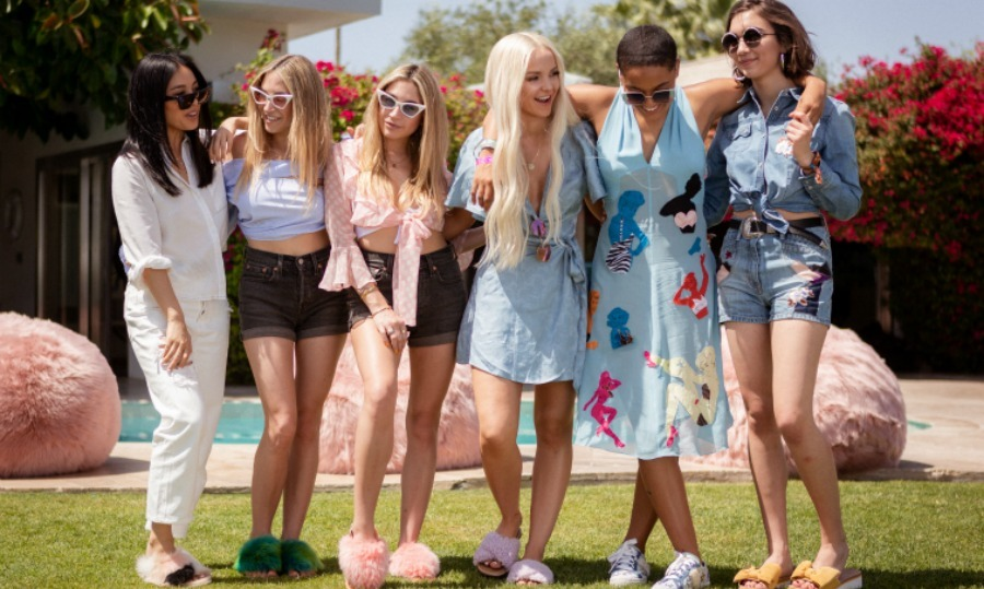 <p>UGG proved their not just a winter brand when they hosted an exclusive brunch to celebrate the commencement of festival season and their fresh, fun and fluffy collection of spring-ready styles. Held at the renowned Frederick Loewe Estate in Palm Springs, the event saw young stars like: Rowan Blanchard, Kiersey Clemons, Dove Cameron and twins Allie and Lexi Kaplan.</p>