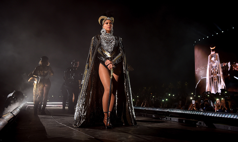 <p>As expected, Queen Bey blew minds with her entire performance, from the costumes to the music.</p>