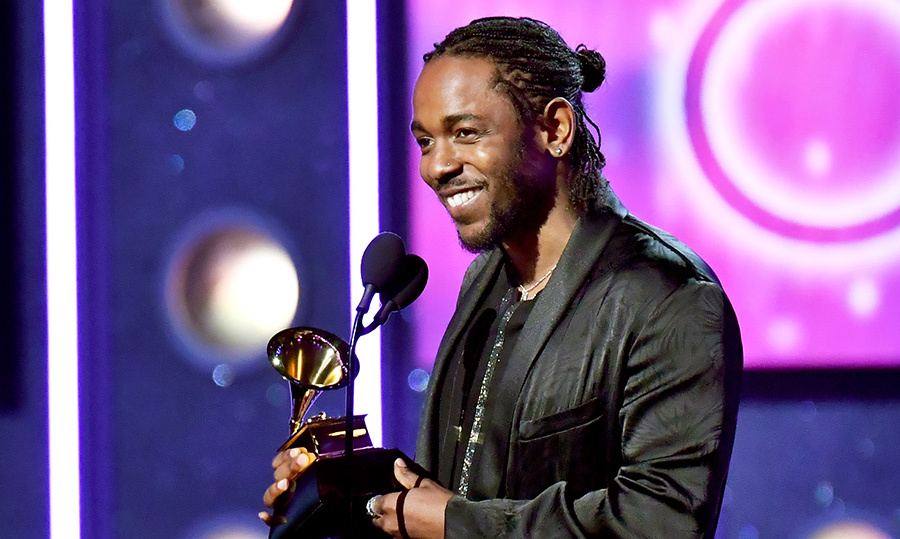 Kendrick Lamar makes history as he wins the Pulitzer Prize for Music |  HELLO!
