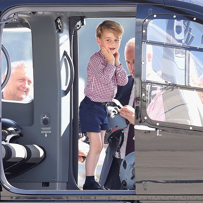 <h2>The Birthday Boy – July 21, 2017</h2>