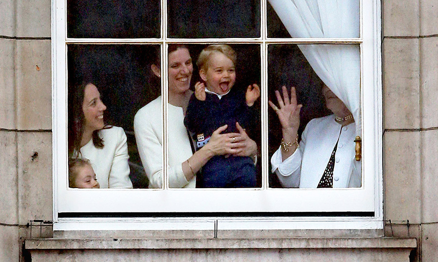 <h2>Watching the Queen's Official Birthday Parade –  June 13, 2015</h2>