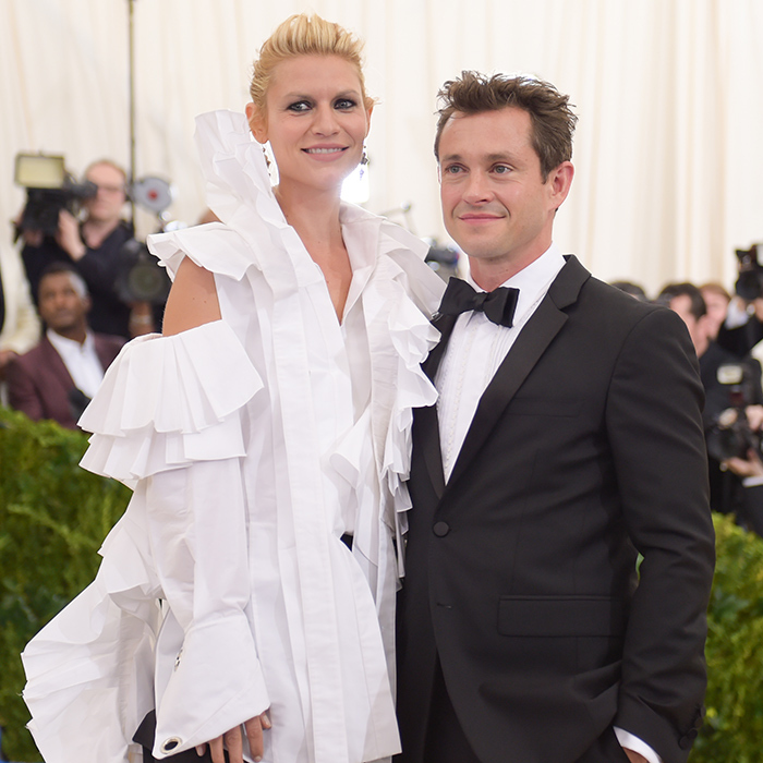 <h2>Claire Danes and Hugh Dancy</h2>