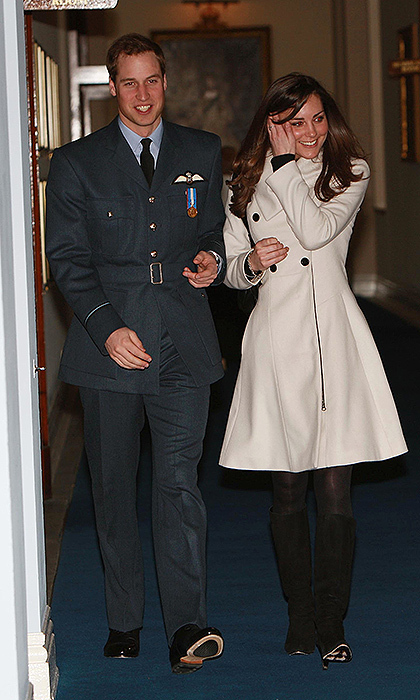 <h2>THE FIRST... PUBLIC APPEARANCE AT HER PRINCE'S SIDE</h2>