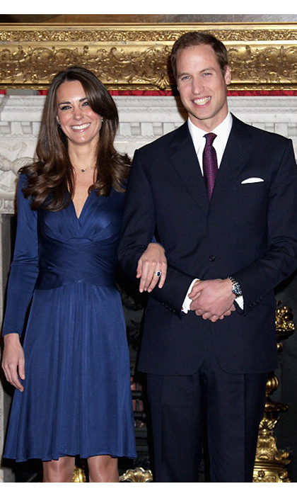 <h2>THE FIRST... CHANCE TO SHOW OFF HER ENGAGEMENT RING</h2>