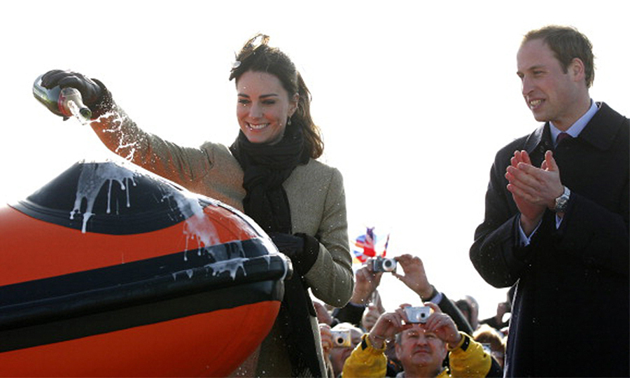 <h2>THE FIRST... PRE-WEDDING JOINT APPEARANCE</h2>