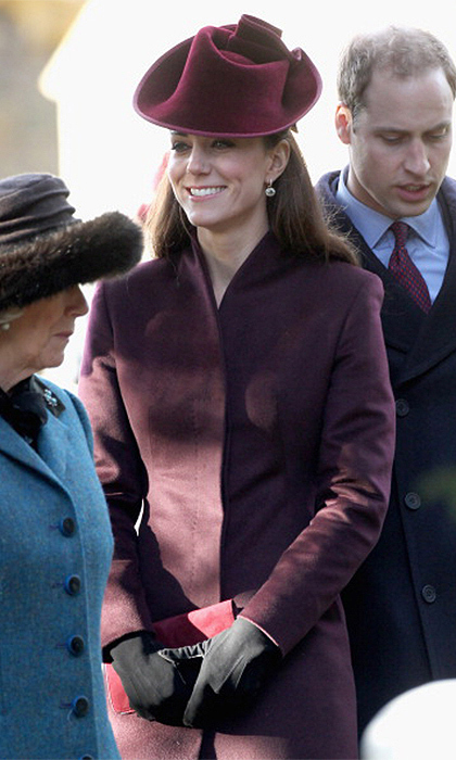 <h2>THE FIRST... ROYAL CHRISTMAS</h2>