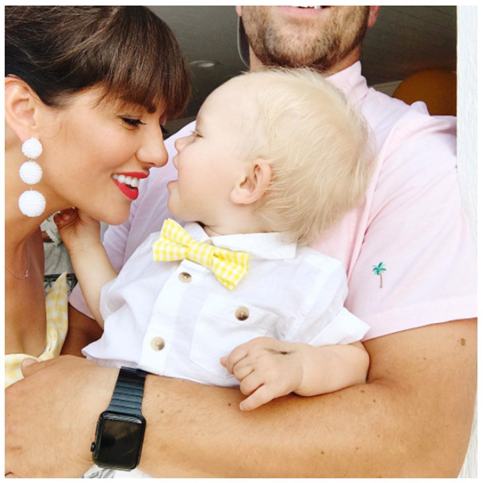 <h2>Jillian Harris and Justin Pasutto</h2>