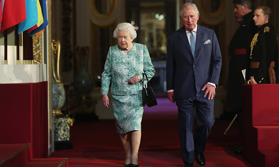 <p>Her Majesty and Prince Charles attended the formal opening of the Commonwealth Heads of Government Meeting on April 19.</p>
