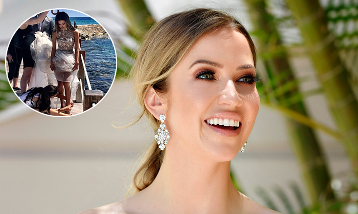 Exclusive: See Jessica Mulroney style bride-to-be Kaitlyn ...