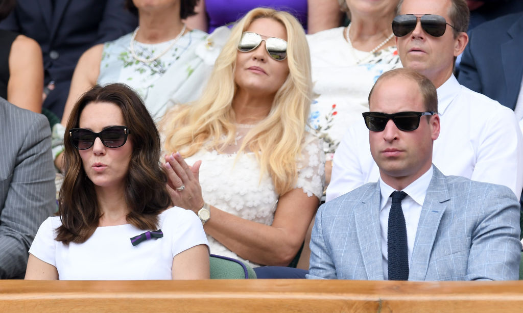 <h2>The Duchess of Cambridge's Bvlgaris</h2>