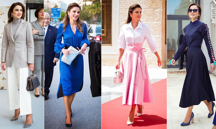 "Photo: &copy; <a href=""http://www.instagram.com/queenrania""><strong>Instagram/@queenrania</strong>"