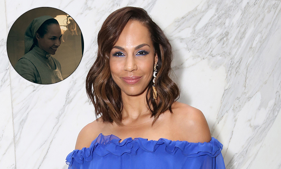 the handmaid s tale star amanda brugel on finding major success in