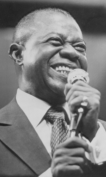 <h2>Louis Armstrong</h2>