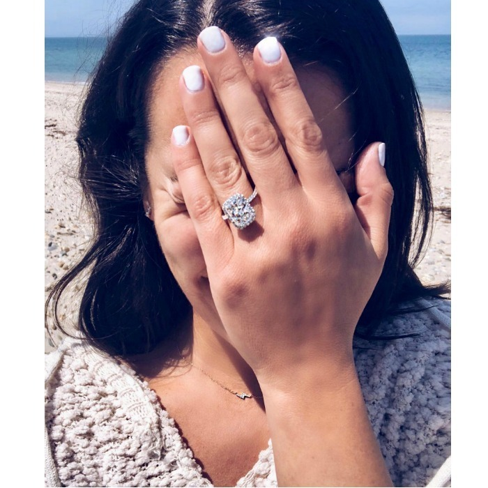 <h2>Lea Michele and Zandy Reich</h2>