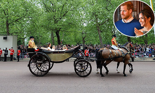 <h2>The Carriage</h2>