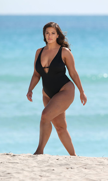 <p>As if you need a reason to love Ashley Graham more than you already do, she recently posed in a swimsuit campaign for her line with Swimsuits For All – and the images are totally unretouched!</p>
