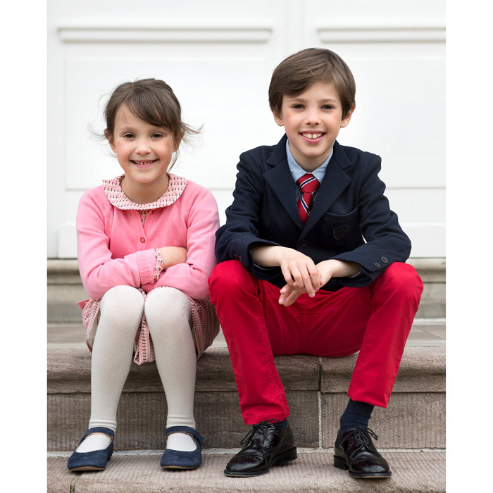 A second photo shows Prince Henrik with his younger sister, six-year-old Princess Athena, who wore a darling pink ensemble with white tights. The photos appear to have been taken on April 16, when the Danish royal family celebrated Queen Margrethe's 78th birthday at Amalienborg Palace. The royal family is surely glad to have cause for celebration as they recently lost their patriarch, Margrethe's husband Prince Henrik.