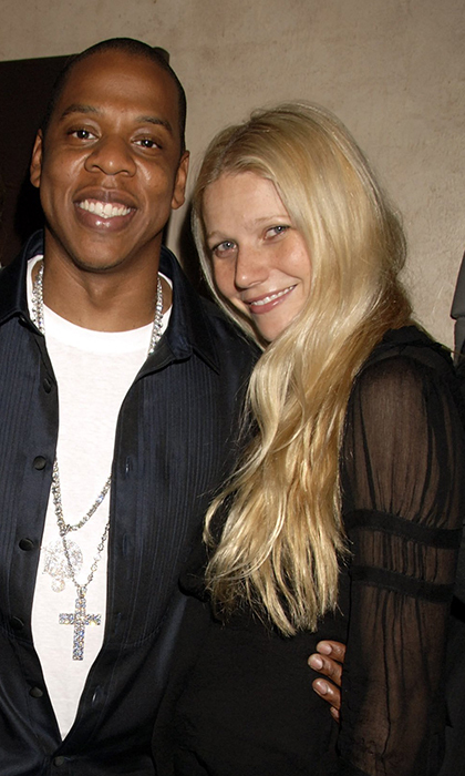 <h2>Jay-Z and Gwyneth Paltrow</h2>
