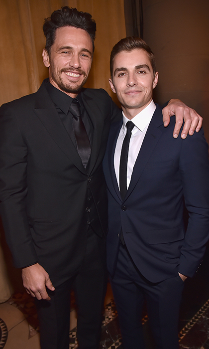 <h2>James Franco and Dave Franco</h2>