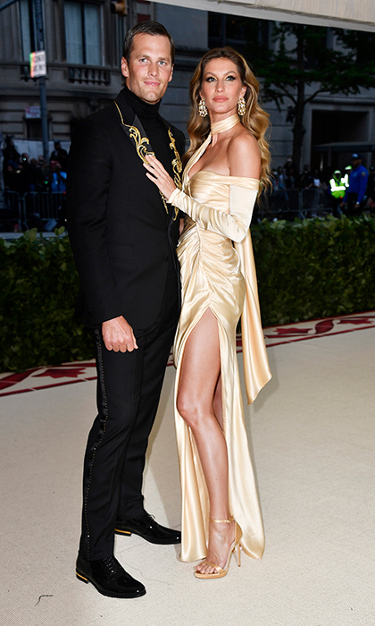 <h2>Tom Brady and Gisele Bundchen</h2>