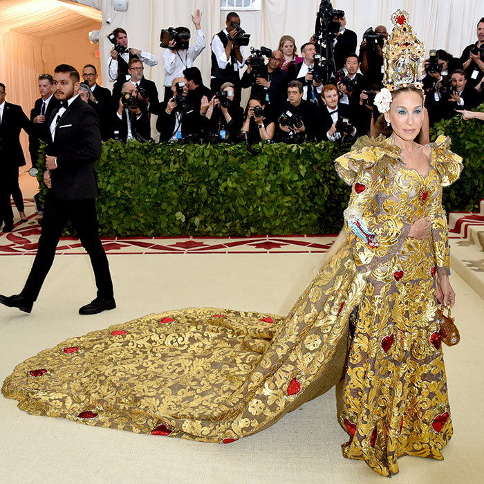 <h2>Sarah Jessica Parker</h2>