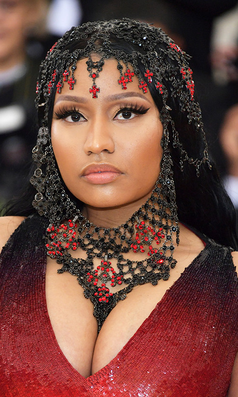 <h2>Nicki Minaj</h2>