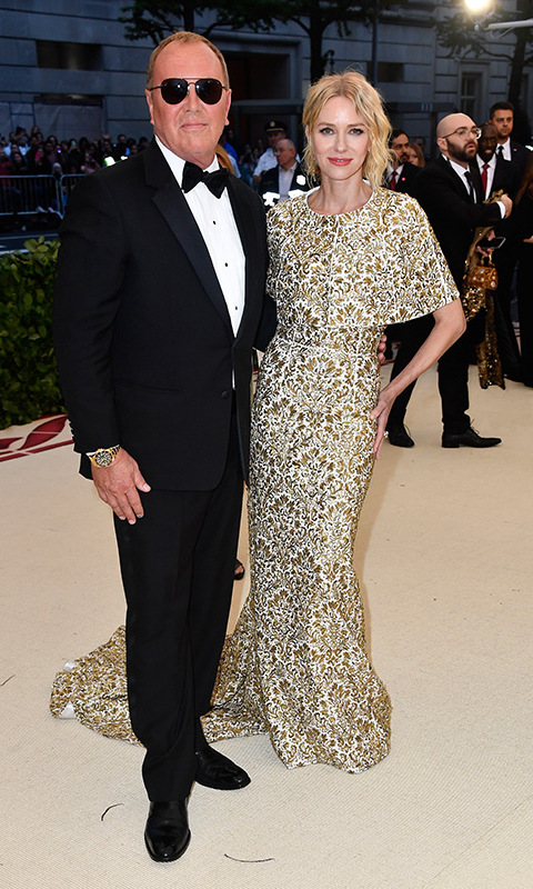 <h2>Naomi Watts with Michael Kors</h2>