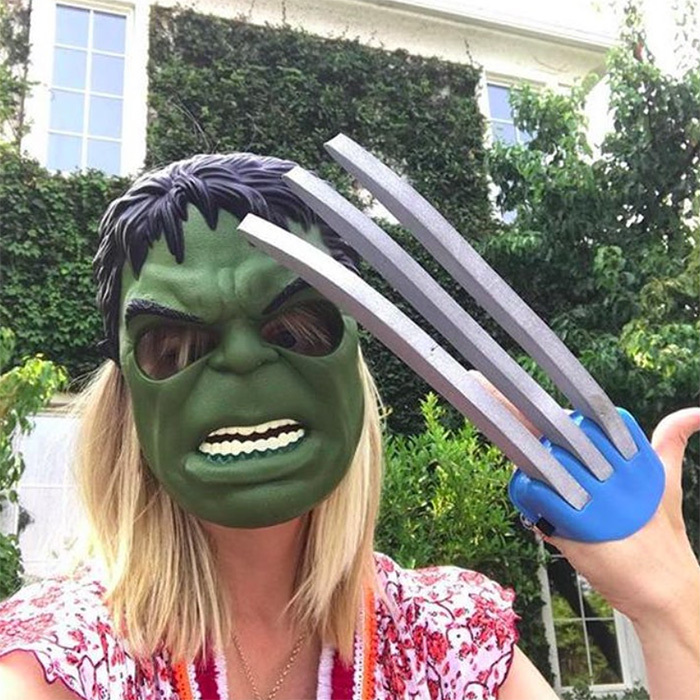 <h2>When January Jones wasn't allowed to take five</h2>