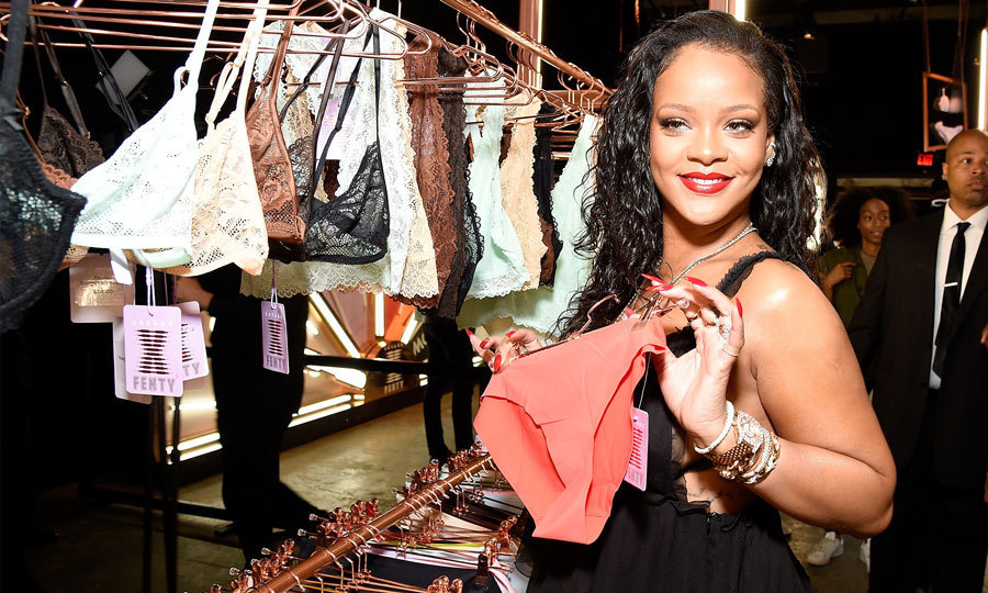 "<p>Easily one of the most highly anticipated releases of the year, Rihanna showed off pieces from her Savage X Fenty lingerie brand at Villain in NYC. While there, the sultry singer offered a clue in to what she will gift her friend Prince Harry and Meghan Markle for their wedding. ""I think you have to go to the extreme when you're gifting both for a man and a woman, because both people benefit from the gift,"" Rihanna told <em>Entertainment Tonight</em>.</p>