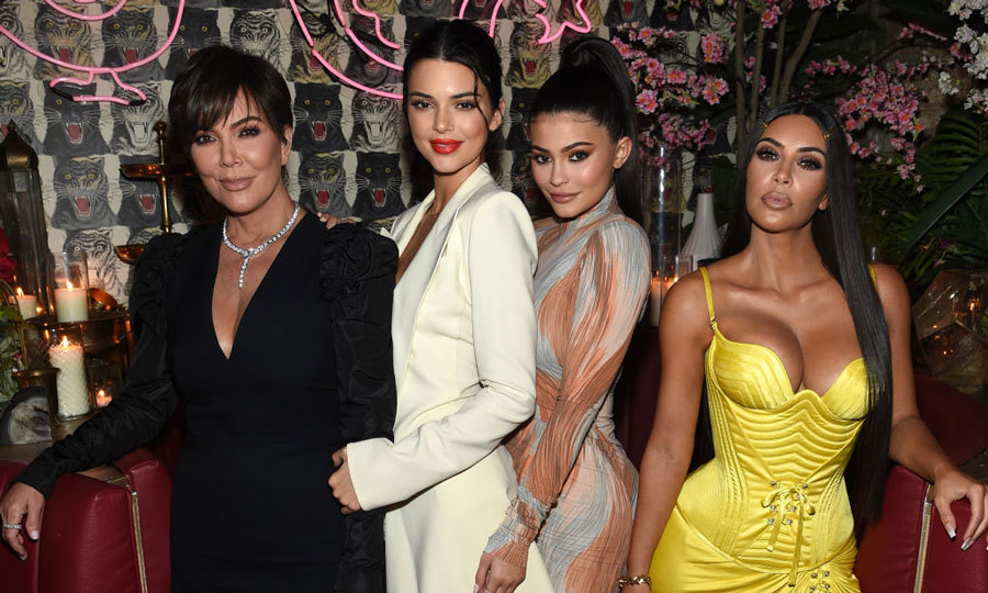 <p>The Kardashian-Jenner women continued their stylish week in NYC the night after the Met Gala. Kris, Kendall, Kylie and Kim attended The Business of Fashion dinner at Chinese Tuxedo.</p>