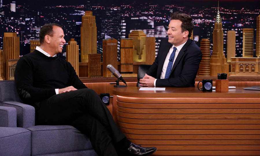 <p>We want to know, where's the ring? Alex Rodriguez made an appearance on the <em>Tonight Show</em> on May 10. During the visit, the former New York Yankee was grilled about giving girlfriend Jennifer Lopez her anillo (ring).</p>