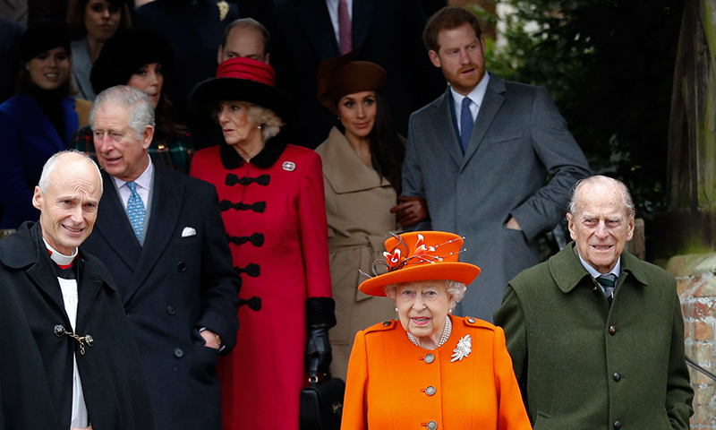 "<h2>11. It's Harry's side of the family who will absorb the cost of the celebration.</h2> Kensington Palace confirmed: ""The Royal Family will pay for the core aspects of the wedding, such as the church service, the associated music, flowers, decorations and the reception afterwards.""