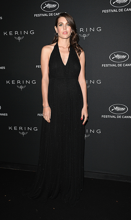 <p>We love when royal show up at Cannes, especially when it's for a good cause! Charlotte Casiraghi made a stylish appearance at the Women in Motion Awards event on May 13.</p>