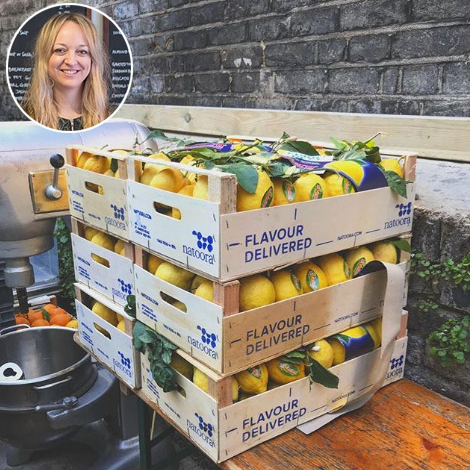 <h2>The baker has sourced her lemons</h2>