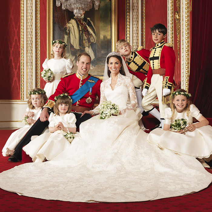 <h2>Prince William and Duchess Kate</h2>