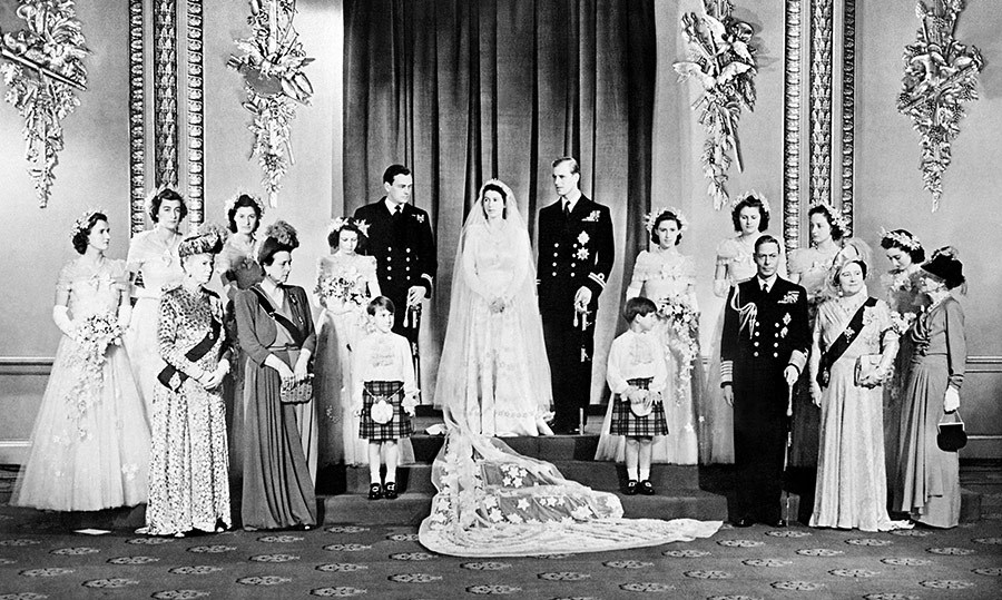 <h2>Prince Philip and Queen Elizabeth</h2>