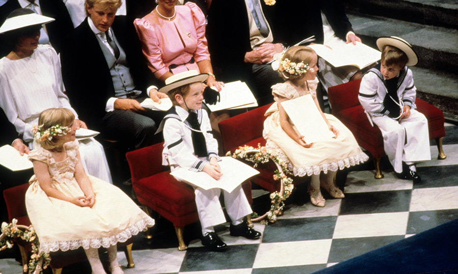 <h2>Prince Andrew and Sarah, Duchess of York</h2>