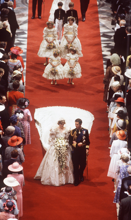 <h2>Prince Charles and Princess Diana</h2>
