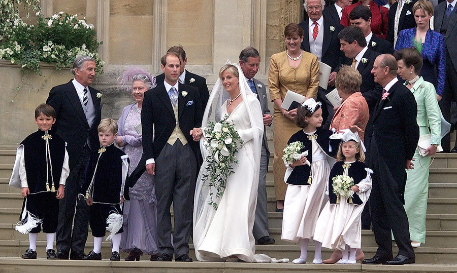<h2>Prince Edward and Sophie, Countess of Wessex</h2>