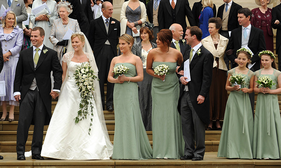 <h2>Peter and Autumn Phillips</h2>