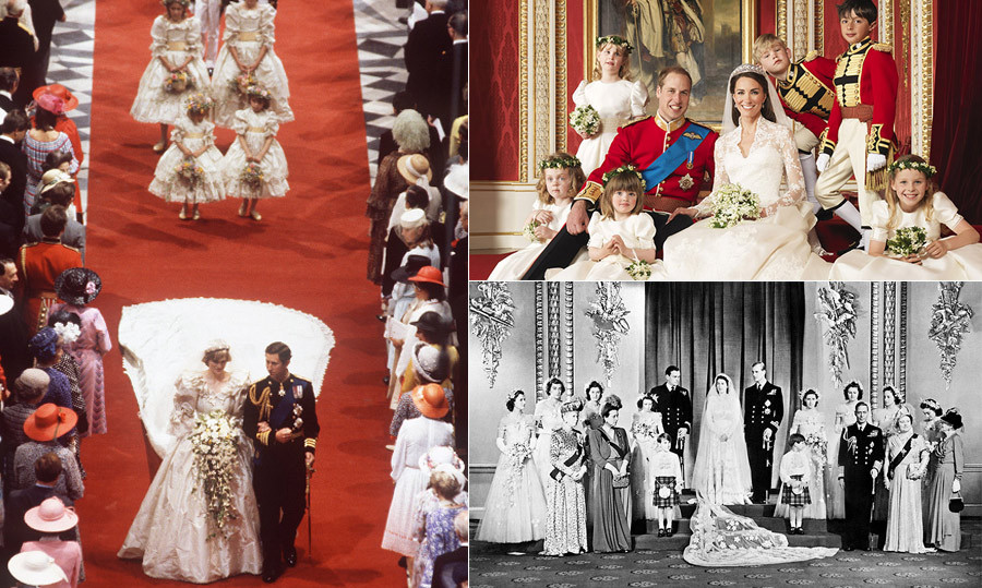 "<p>Beyond catching a glimpse of the beautiful royal brides and dashing grooms saying ""I do"" at the altar, fans of <a href='https://ca.hellomagazine.com/tags/0/british-royals""><strong>the Royal Family</strong></a> are always eager to see who they choose to include in their wedding parties. Kensington Palace recently announced that <a href=""https://ca.hellomagazine.com/tags/0/meghan-markle""><strong>Meghan Markle</strong></a> and <a href=""https://ca.hellomagazine.com/tags/0/prince-harry""><strong>Prince Harry</strong> will have <a href=""https://ca.hellomagazine.com/tags/0/princess-charlotte""><strong>Princess Charlotte</strong></a> and <a href=""https://ca.hellomagazine.com/tags/0/prince-george""><strong>Prince George</strong></a>, <a href=""https://ca.hellomagazine.com/tags/0/jessica-mulroney""><strong>Jessica Mulroney</strong></a>'s three adorable children and their respective godchildren march on their big day. But who have other royal and society couples featured in their wedding parties?</p>