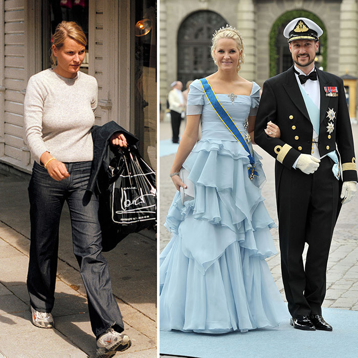 <strong>PRINCESS METTE-MARIT</strong><br>