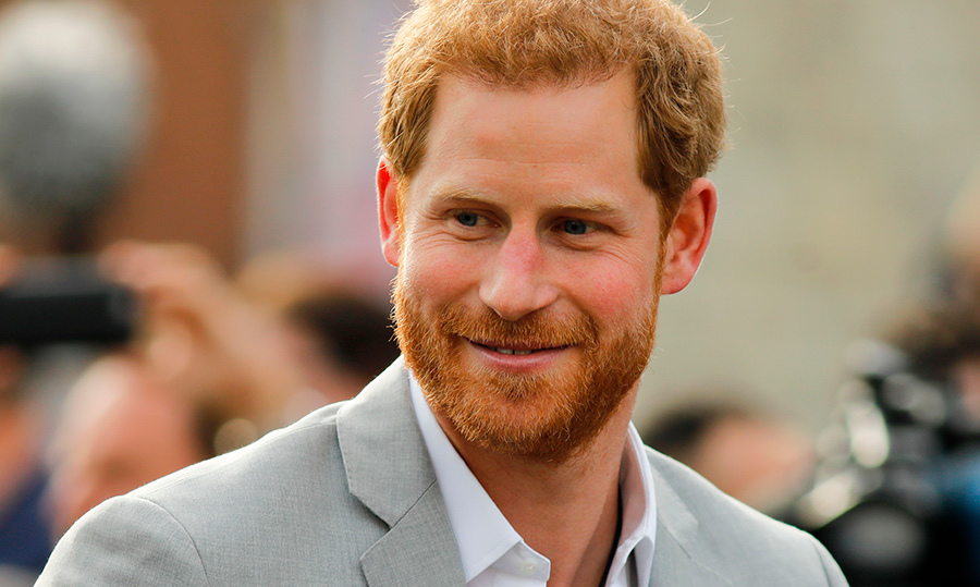 <p>Prince Harry got a fresh haircut and trimmed up his beard a bit in preparation for his wedding day. Whether or not he'd keep his beard was a hot topic leading up to the royal wedding, but it looks like it's here to stay!</p>