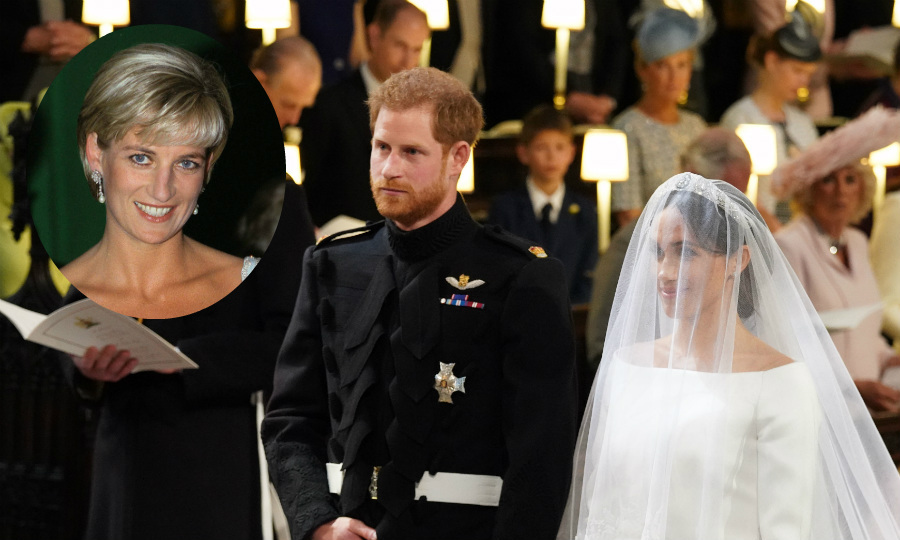 royal wedding 2018 how prince harry and meghan markle paid tribute to princess diana hello canada how prince harry and meghan markle paid