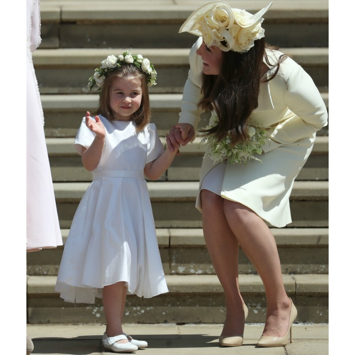 <h2>The Cutest Little Bridesmaid</h2>