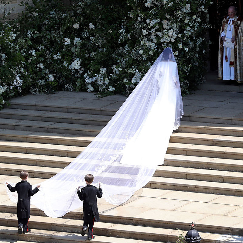 Meghan Markle's Givenchy Dress Reminded Us Of Another