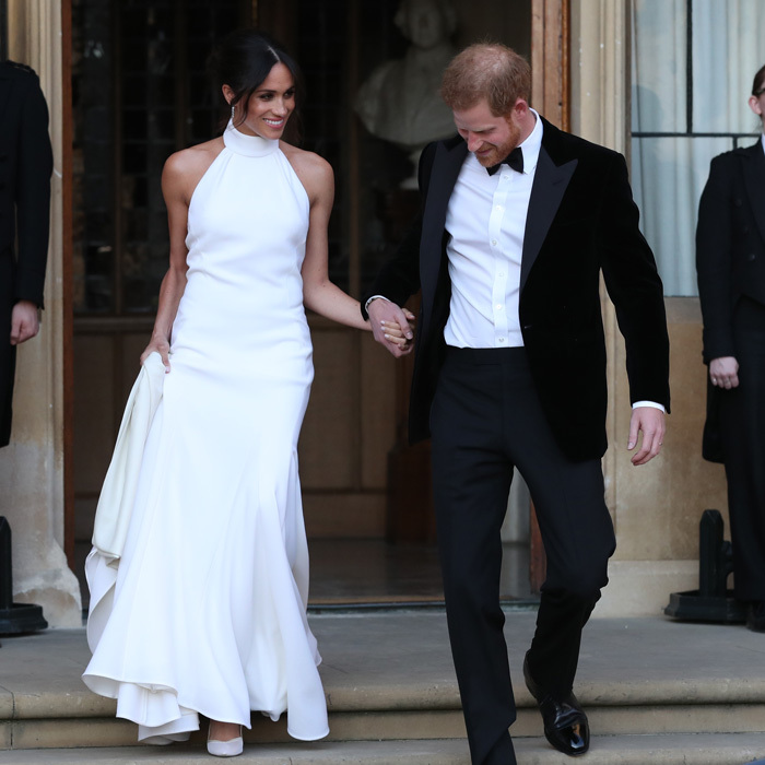 "<p><strong><a href=""https://ca.hellomagazine.com/tags/0/prince-harry/""><strong>Prince Harry</strong></a> and <a href=""https://ca.hellomagazine.com/tags/0/meghan-markle/""><strong>Meghan Markle</strong></a>'s  nuptials made history on May 19 – and for more than just the powerful sermon by Bishop Michael Curry, the emotional musical performances and the exchange of vows. The now Duchess of Sussex made jaws drop in her simple yet elegant Clare Waight Keller for Givenchy gown, while her A-list guests made waves with their own gorgeous looks.</p>